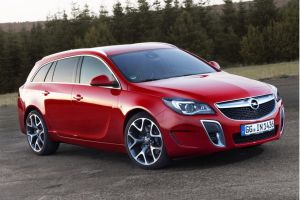 2013 Opel Insignia OPC Sports Tourer by ThexRealxBanks