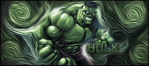 Hulk by MMFERRA