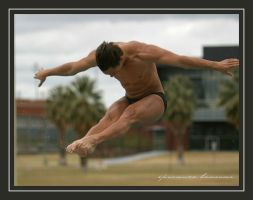 Precision in Strength-Diving by LadyMorella