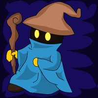 Black Mage by chiny369