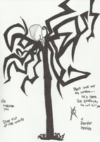 Slender Man by angia101