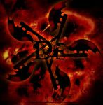 Death's Embrace Flame Logo by xxx-karina-xxx