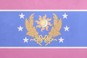 Flag of Equestria II by Lyniv