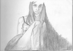 Selfportrait by Feawing