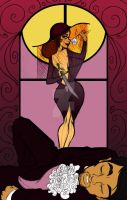 Tarot: Death Flats by SankofaRida