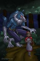 Little Red Riding Hood by mhunt