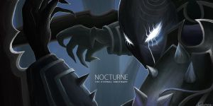 Nocturne the eternal nightmare by Hanenama