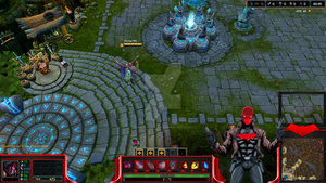 Jason Todd League of Legends Overlay by AngryBlueJay