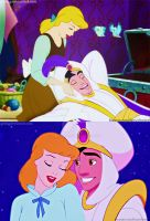Cinderella/Aladdin by gating