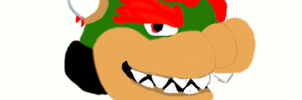 My sweet Bowser by BowsersMine