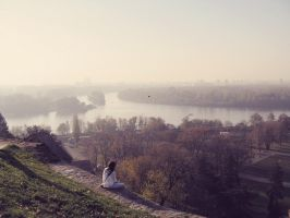 Belgrade by ZeljkaZ