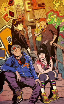 Archie variant #665 by greenestreet