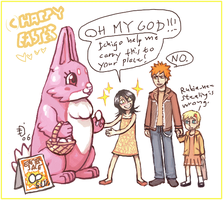 Happy Easter Card by emlan