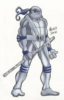 Donatello by lordmylar06