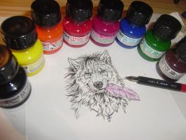 I can choose what color I use by Cally-Dream