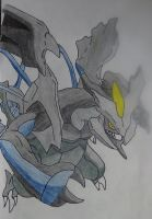 Black Kyurem by TOADMA