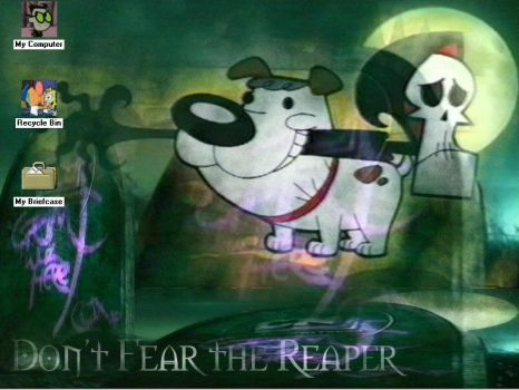 Dont Fear the Reaper by cheren28