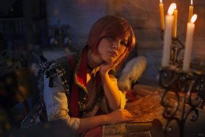 The Witcher 3: Hearts Of Stone cosplay by Lyumos