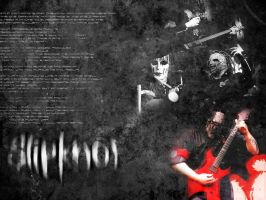 Slipknot - My Plague v2 by monoxidekiller