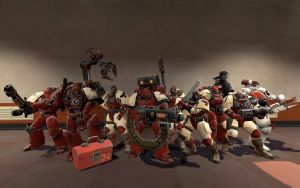 WH40k Tf2 by MrCha0s