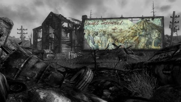 Hope in the Wasteland by Cochran-BananaHands