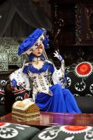Trinity Blood.  Astharoshe by MarionetteTheatre