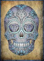 Sugarskull by virrewe