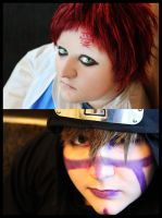 NARU: Brothers of the Sand by Cizzy-Swag
