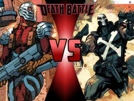 Deadshot vs Crossbones by ToxicMouse77