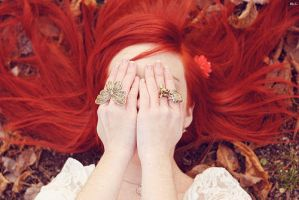 Redhead by annysophie