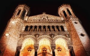 Fourviere Lyon by Obscurethunder