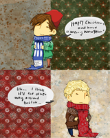 Doctor Who: Happy Christmas by LuffYu