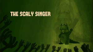 The Scaly Singer by ratman90