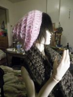 Slouchy hat for Babe by DeerestHammy