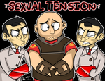 SEXUAL TENSION by loneyqua