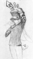 GaiaOnline: Illusionist by ravefirell