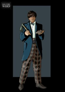 2nd doctor by nightwing1975