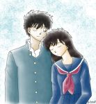 Kaito and Aoko by PureAngel05