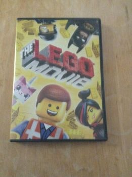 The LEGO Movie DVD by LouisEugenioJR