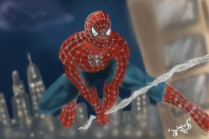 Spider-man by DanloS