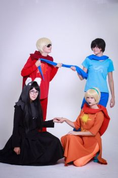 We are Beta by KarPChan