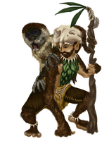 Gnome Beastman by Xite91