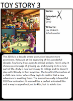 1001 Animations Toy Story 3 by Gojirafan1994