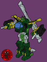 Cyb Waspinator - R Mode by AsswhompSupreme