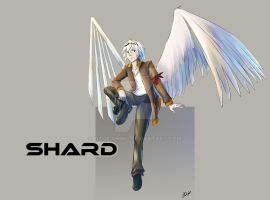 Shard Concept Art [OC Commission] by Dave-Shino