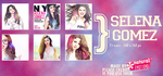 15 ICONS OF SELENA GOMEZ by naturalemotions