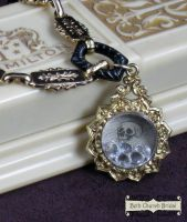 Locket for The Doubtful Guest by bchurch