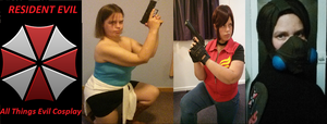 Cosplays So Far by Rambo-Jewsters