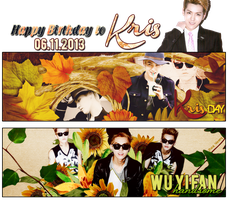 [061113] H-Birthday to Kris - my love by rinayoong