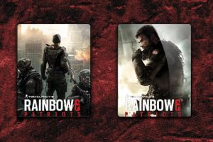 Tom Clancy's Rainbow 6 Patriots by Zakafein